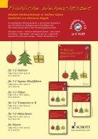 Schott Weihnachtskatalog  - Seite 2