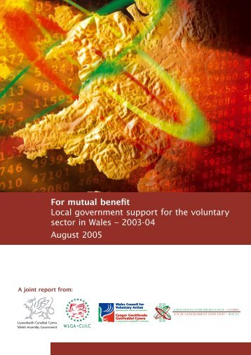 Local government support for the voluntary sector in Wales - WCVA