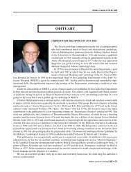 OBITUARY - The Hellenic Journal of Cardiology