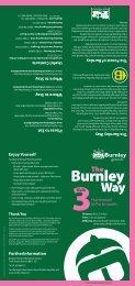 Download: Walk Three - Visit Burnley