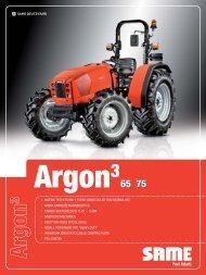 Trattori Same Argon3 65-75