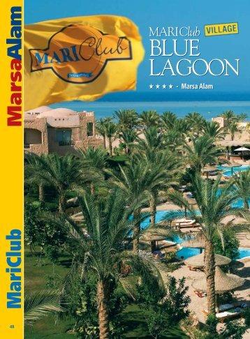 BLUE LAGOON BLUE LAGOON - Cassandra Tour