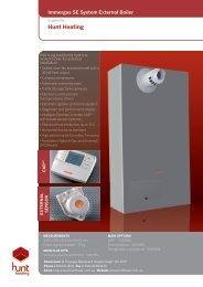 SE EXTERNAL FLYER.pdf - Hunt Heating