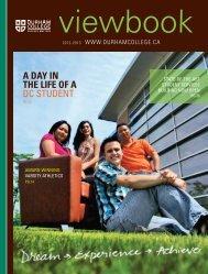 Viewbook - Durham College