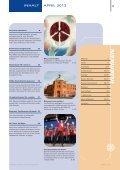 Der Weg zum Frieden Sur la voie de la paix Il ... - Rotary Schweiz - Page 5