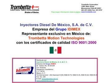 Solenoides industriales.pdf - grupoidimex.com.mx