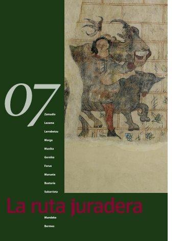 Ruta 7: La ruta juradera - Bizkaia