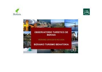 Observatorio 2010. Verano (1128 Kb. ) - Bizkaia