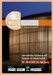 Internationale Fachmesse und Kongress für Holzwirtschaft 02.- 04 ...