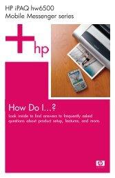 How Do I...? Guide - CompareCellular.com