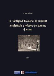 4 Aniello De Rosa – Le Vestigia di Ercolano ... - Vesuvioweb