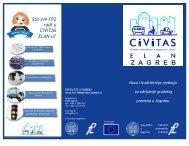 Civitas - Fakultet prometnih znanosti - Sveučilište u Zagrebu