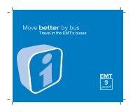 manual uso del autobús inglés.FH11 - EMT