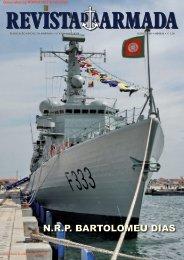 N.R.P. BARTOLOMEU DIAS - Marinha de Guerra Portuguesa