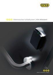 Elektronisches Schließsystem | XS4 AElement - infothek