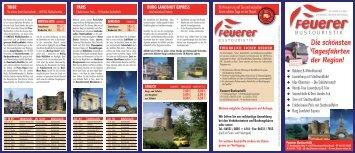 Für den aktuellen Flyer PDF hier klicken - Zellerland.de