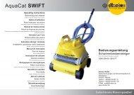 AquaCat SWIFT - ESTA-Poolshop.de