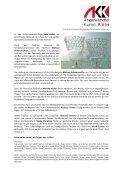 Weitere Informationen - Angewandte Kunst Köln - Page 2