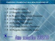 attività funzioni strumentali 2008 2009 - Circolo didattico Legnago 1