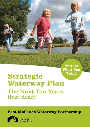 Download our Strategic Waterway Plan Consultation document.
