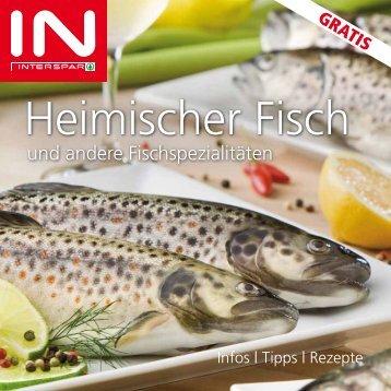 und andere Fischspezialitäten - INTERSPAR