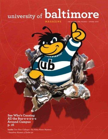 Spring - University of Baltimore