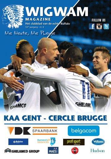 Cercle Brugge - KAA Gent