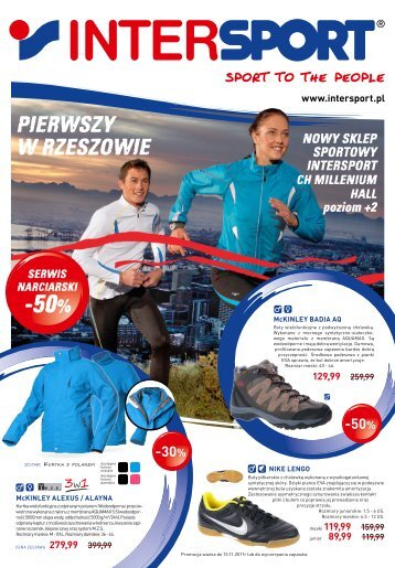 50% - Intersport