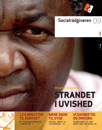 Socialrådgiveren nr. 9-2009 - Dansk Socialrådgiverforening