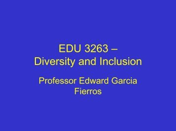 Culture and Multicultural Education