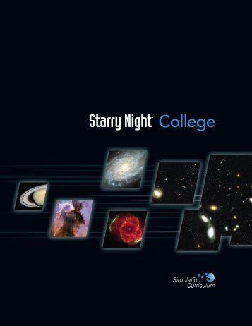 College - Starry Night Education