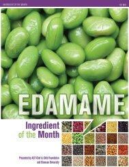 Edamame - Clemson University