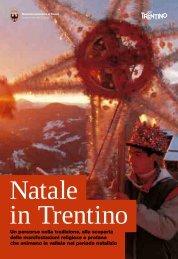 Un percorso nella tradizione, alla scoperta delle ... - Trentino cultura