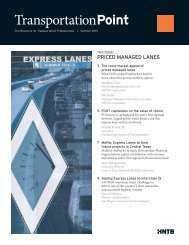 Priced managed lanes [PDF (0.9 MB)] - HNTB.com