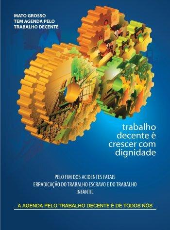 Agenda Mato Grosso do Trabalho Decente - Organização ...