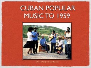 Week III: Cuba (Part 2) - Fog.ccsf.edu