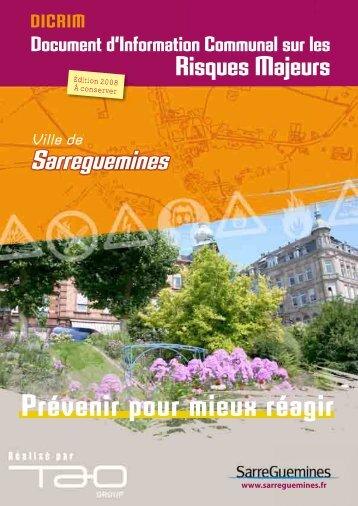 Que devez-vous faire - Ville de Sarreguemines