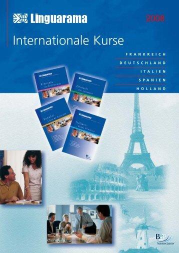 Internationale Kurse - Linguarama