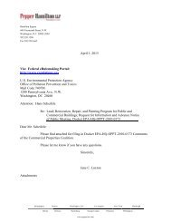 61-pages of detailed comments - AGC News