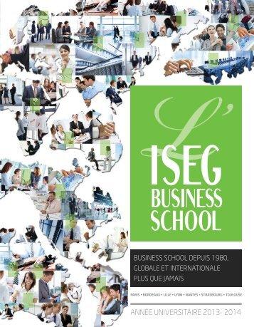 Mise en page 1 - ISEG Business School