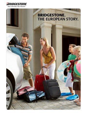 BSEU Corporate Brochure - Bridgestone EUROPE