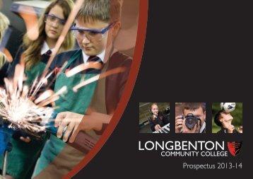 LCC-Prospectus2012Pr.. - Longbenton Community College