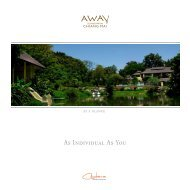 Away Suansawan Chiang Mai - Centara Hotels & Resorts