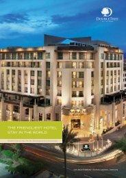 Development brochure - Hilton Worldwide