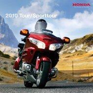 2010 Tour/Sporttour - Honda