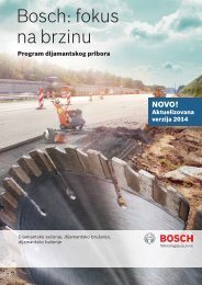 Preuzmi PDF - Bosch