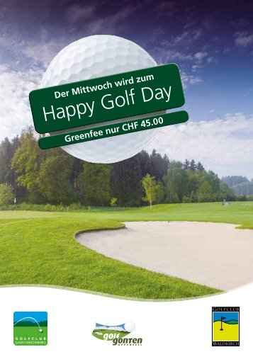 Happy Golf Day