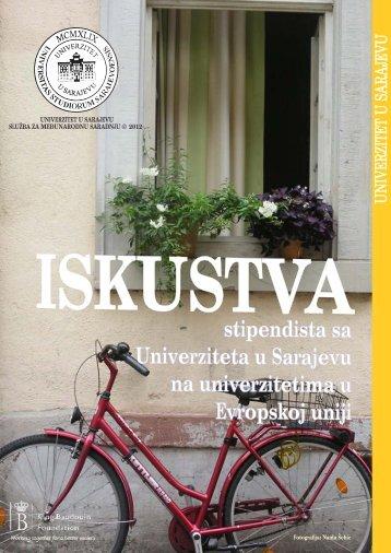ISKUSTVA knjiga - Juni 2012
