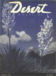 194603-DesertMagazin.. - Desert Magazine of the Southwest
