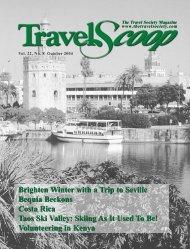 Vol. 22 No. 8- October 2004 - The Travel Society
